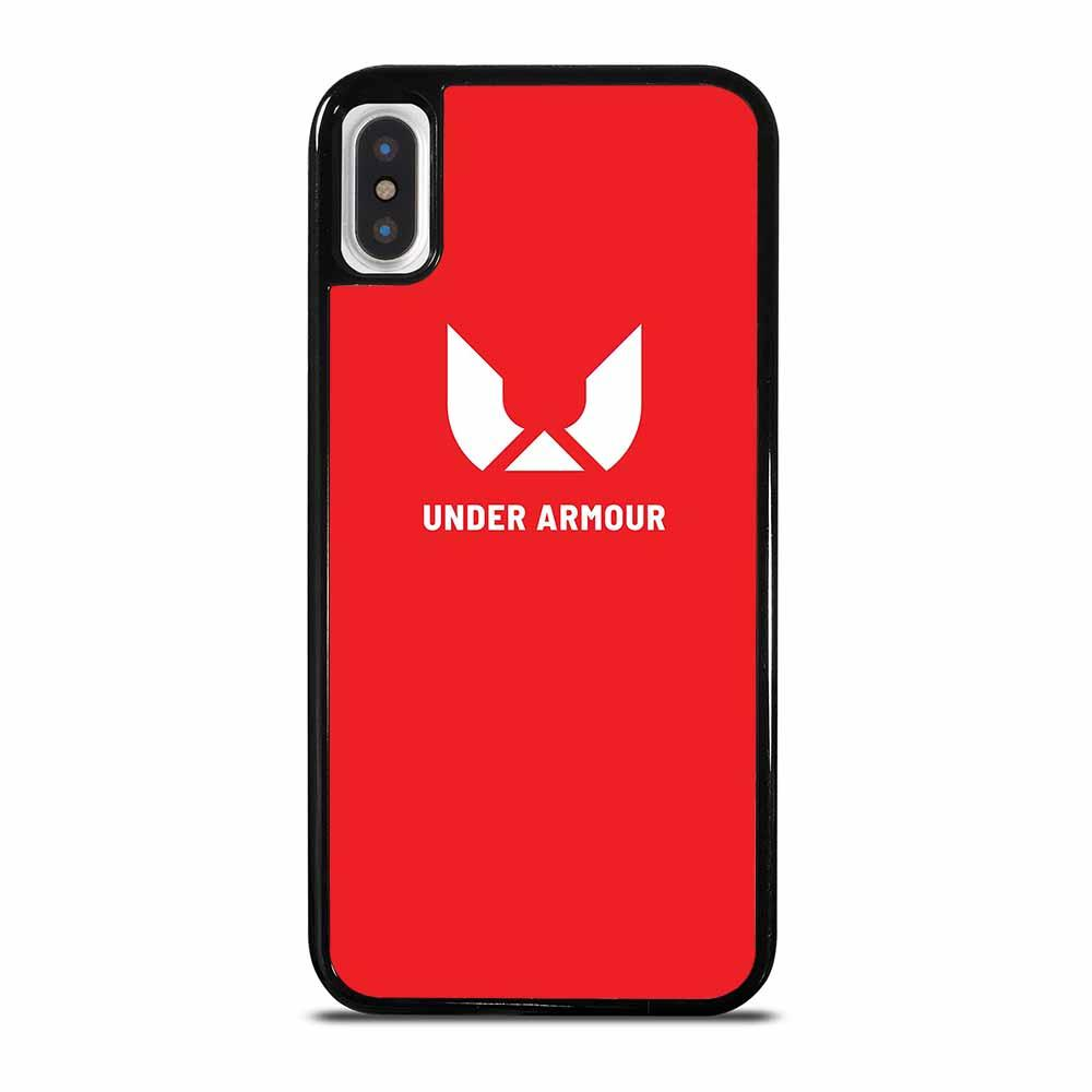 NEW UNDER ARMOUR LOGO iPhone X/XS Case