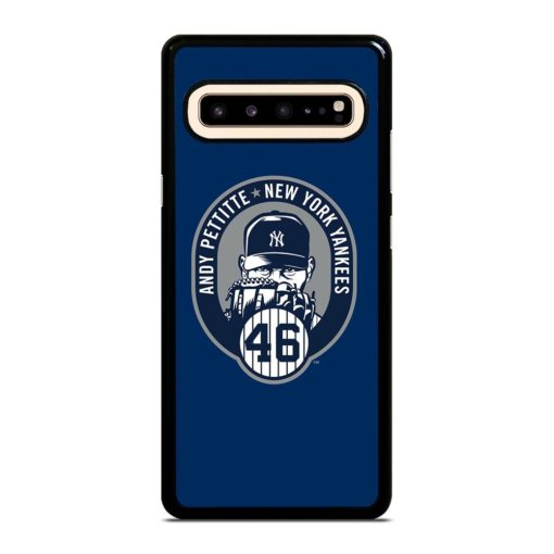 NEW YORK YANKEES LOGO Samsung Galaxy S10 5G Case