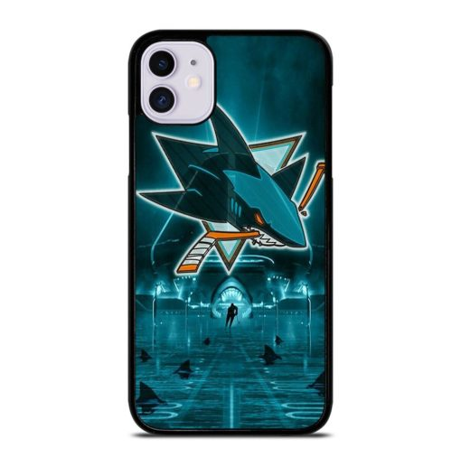 NHL San Jose Sharks iPhone 11 Case