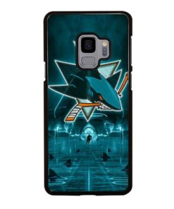 NHL San Jose Sharks Samsung Galaxy S9 Case Cover