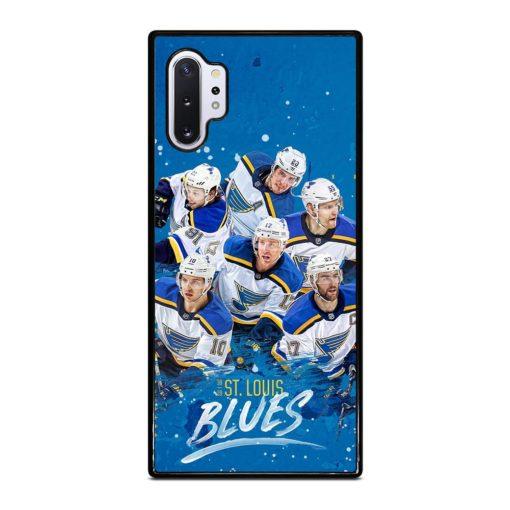 NHL ST Louis Blues Samsung Galaxy Note 10 Plus Case