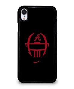Nike Alabama Crimson Tide Logo iPhone XR Case