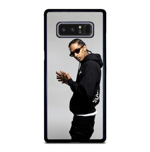 NIPSEY HUSSLE Legendary Crenshaw Memorial Samsung Galaxy Note 8 Case