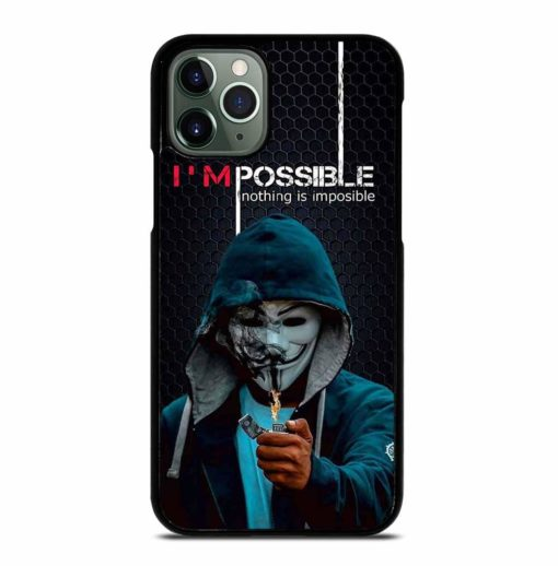 NOTHING IMPOSSIBLE iPhone 11 Pro Max Case