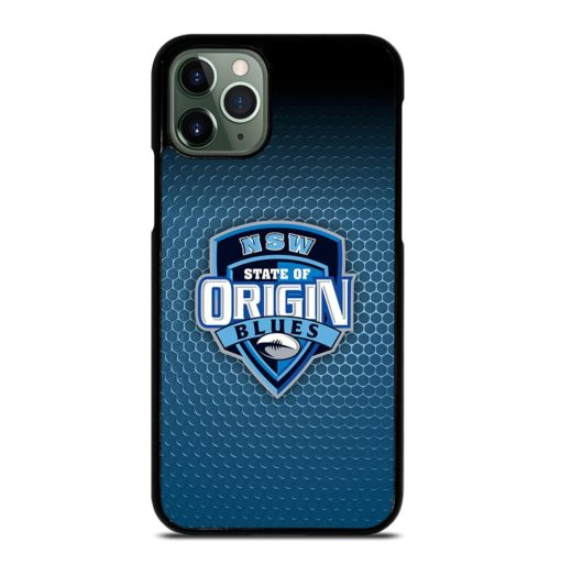 NSW New South Wales Rugby League Team iPhone 11 Pro Max Case