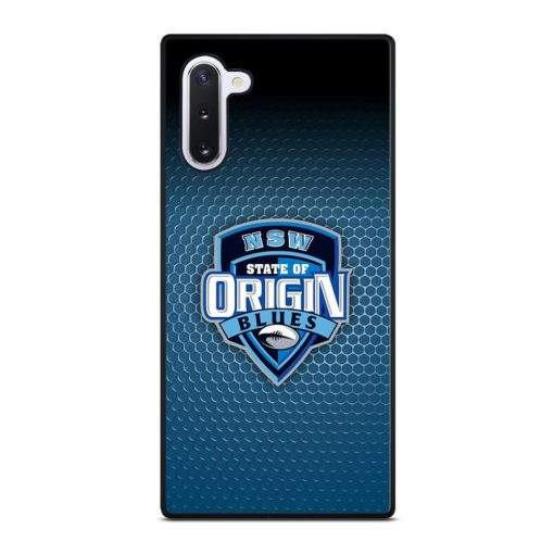 NSW New South Wales Rugby League Team Samsung Galaxy Note 10 Case
