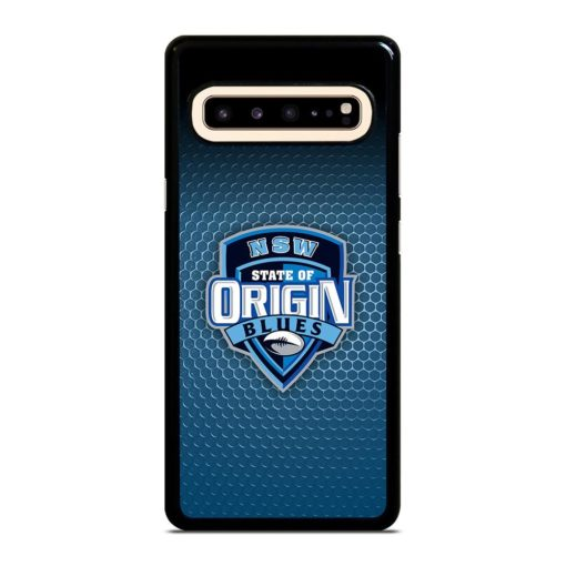 NSW New South Wales Rugby League Team Samsung Galaxy S10 5G Case