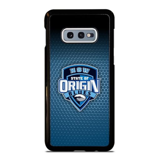 NSW New South Wales Rugby League Team Samsung Galaxy S10e Case