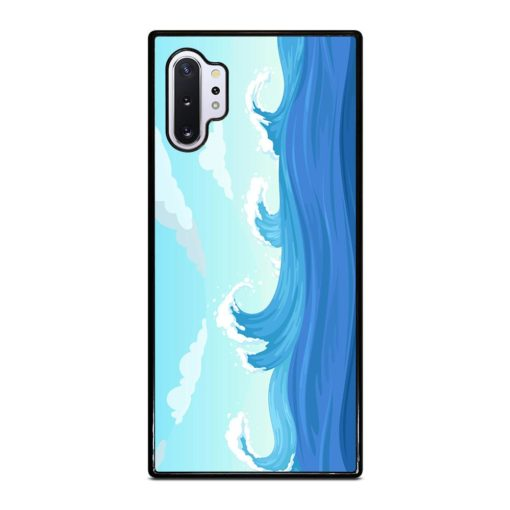 OCEAN SURFACE WAVE SEAMLESS Samsung Galaxy Note 10 Plus Case