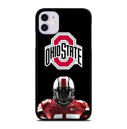 Ohio State Buckeyes Football iPhone 11 Case