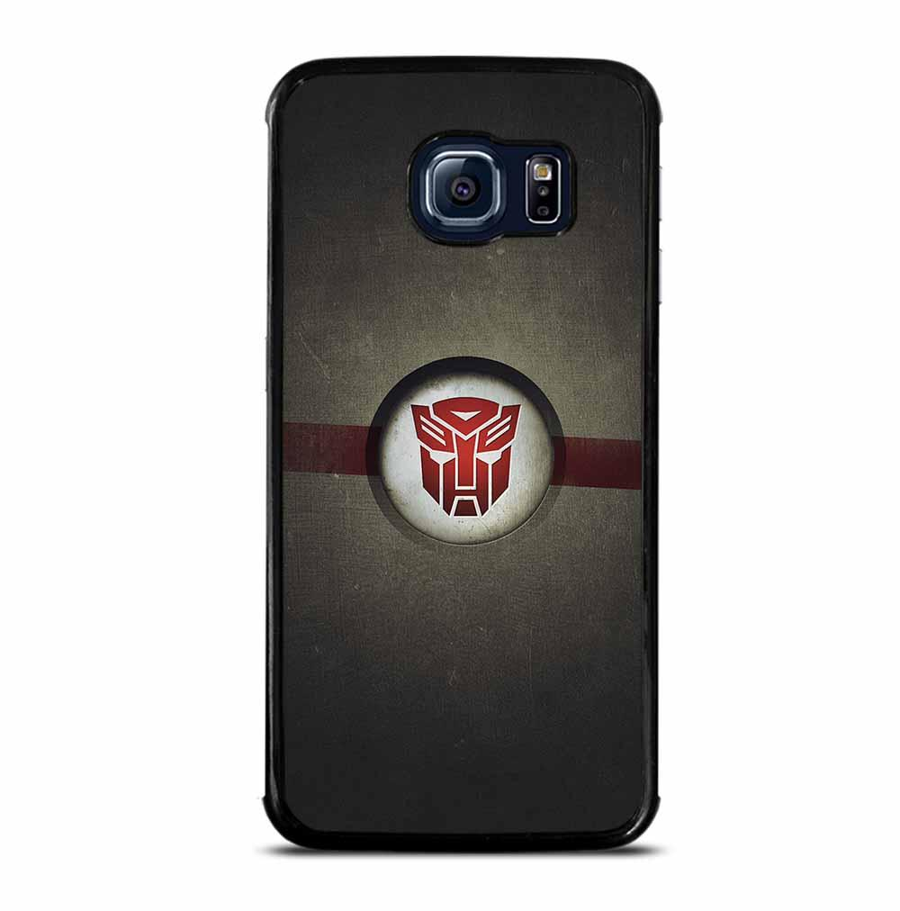OPTIMUS PRIME TRANSFORMERS AUTOBOTS Samsung Galaxy S6 Edge Case