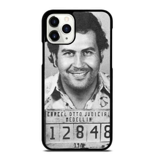 Pablo Escobar iPhone 11 Pro Case