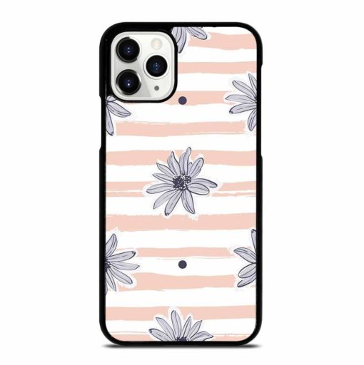 PASTEL FLORAL SEAMLESS PATTERN iPhone 11 Pro Case