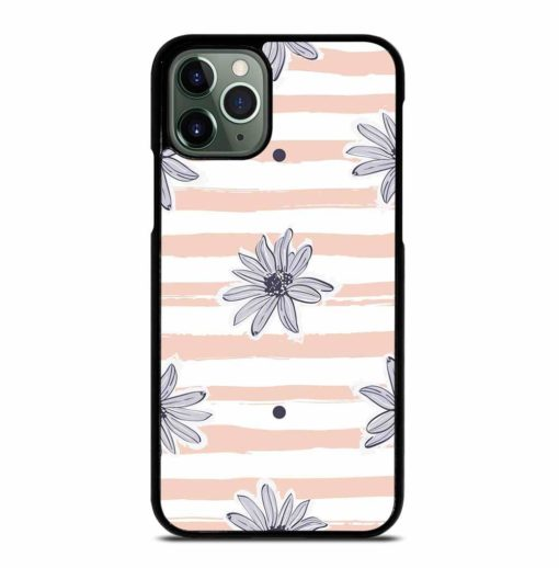 PASTEL FLORAL SEAMLESS PATTERN iPhone 11 Pro Max Case