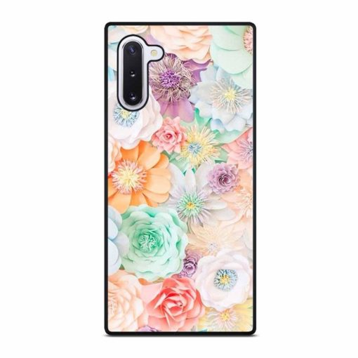 PASTEL FLOWER AESTHETIC Samsung Galaxy Note 10 Case