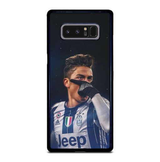 PAULO DYBALA Samsung Galaxy Note 8 Case