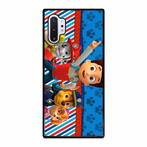 PAW PATROL AND FRIENDS Samsung Galaxy Note 10 Plus Case