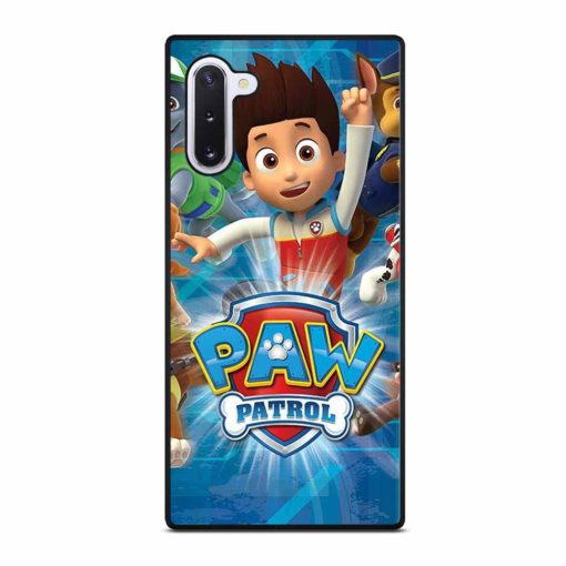 PAW PATROL CARTOON Samsung Galaxy Note 10 Case