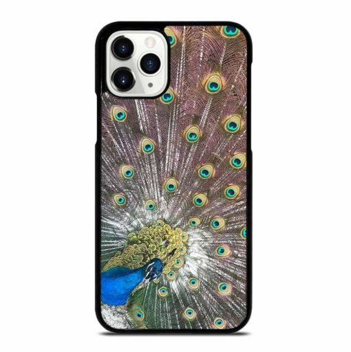 PEACOCK WINGS iPhone 11 Pro Case