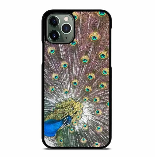 PEACOCK WINGS iPhone 11 Pro Max Case
