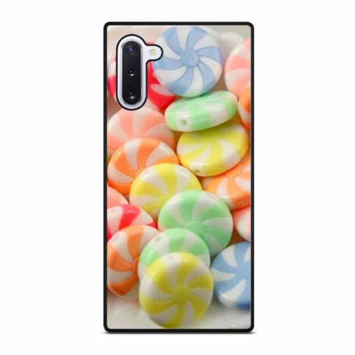 PEPPERMINT CANDY BEADS Samsung Galaxy Note 10 Case