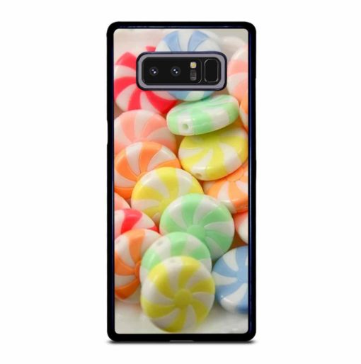 PEPPERMINT CANDY BEADS Samsung Galaxy Note 8 Case