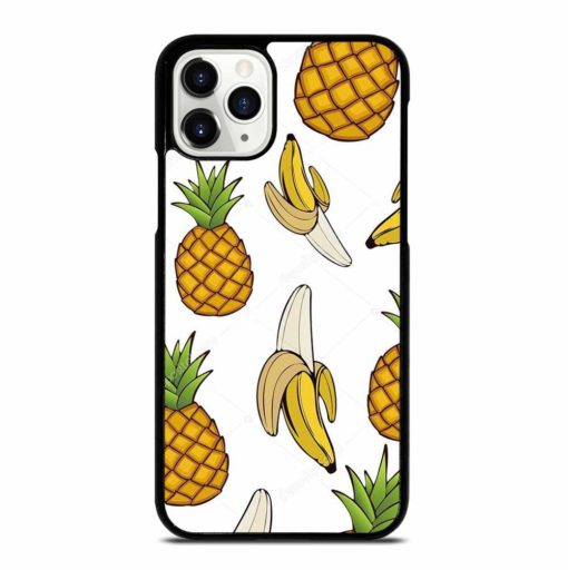 PINEAPPLE FRUIT AND BANANA iPhone 11 Pro Case