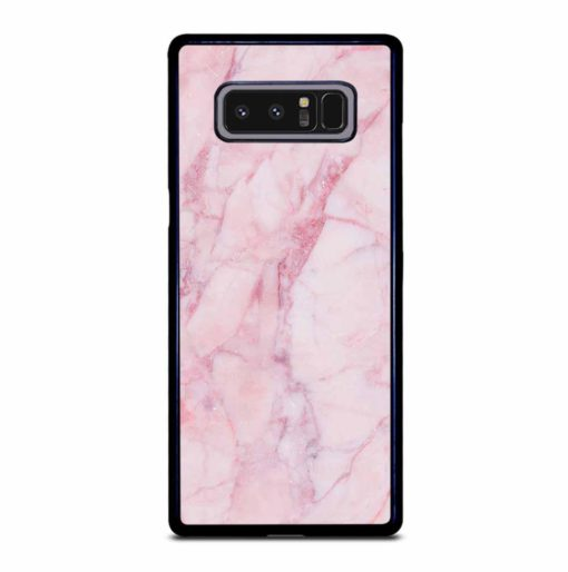 PINK MARBLE TEXTURE Samsung Galaxy Note 8 Case
