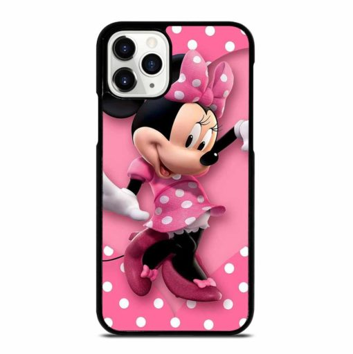 PINK MINNIE MOUSE iPhone 11 Pro Case
