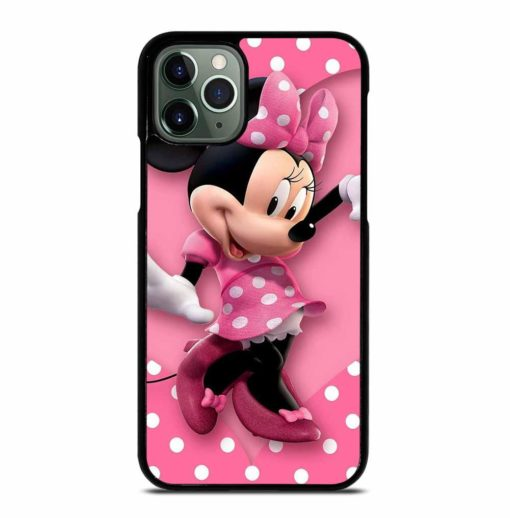 PINK MINNIE MOUSE iPhone 11 Pro Max Case