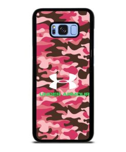 PINK UNDER ARMOUR CAMO Samsung Galaxy S8 Plus Case
