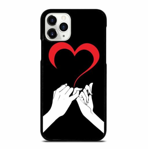 PINKY PROMISE LOVE iPhone 11 Pro Case