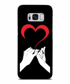 PINKY PROMISE LOVE Samsung Galaxy S8 Case