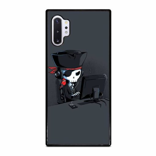 PIRATES HACKING Samsung Galaxy Note 10 Plus Case