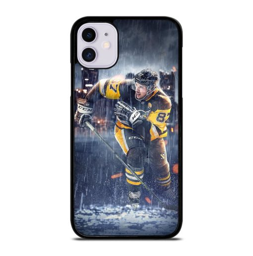 Pittsburgh Penguins Sidney Crosby iPhone 11 Case