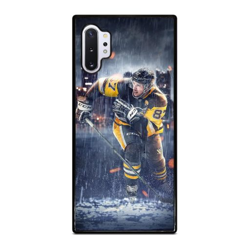 Pittsburgh Penguins Sidney Crosby Samsung Galaxy Note 10 Plus Case