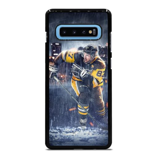 Pittsburgh Penguins Sidney Crosby Samsung Galaxy S10 Plus Case