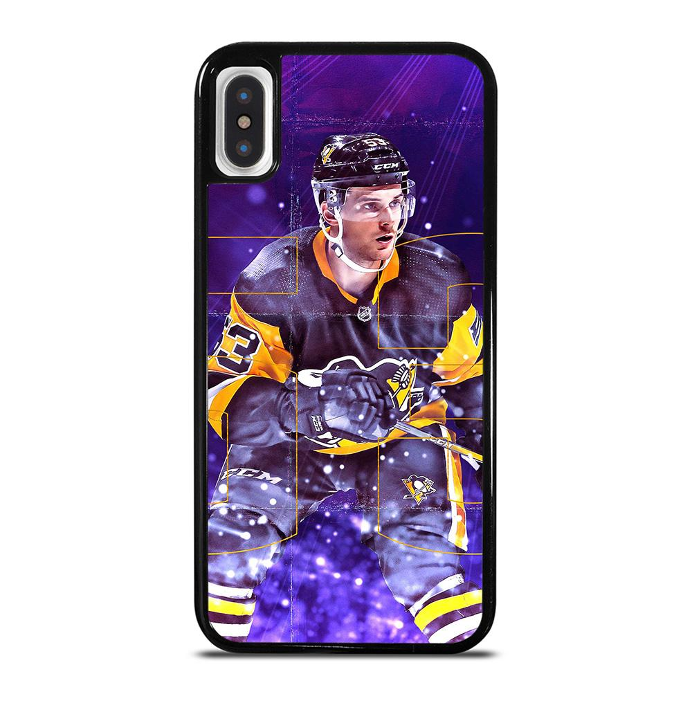 Pittsburgh Penguins Teddy Blueger iPhone X / XS Case