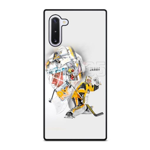 PITTSBURGH PENGUINS TRISTAN JARRY Samsung Galaxy Note 10 Case