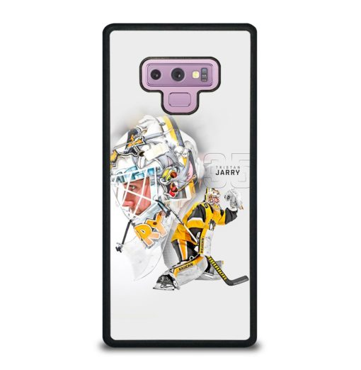 PITTSBURGH PENGUINS TRISTAN JARRY Samsung Galaxy Note 9 Case