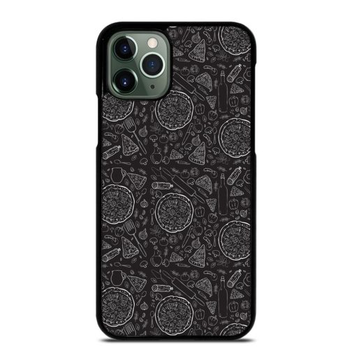 PIZZA PATTERN SLICES iPhone 11 Pro Max Case