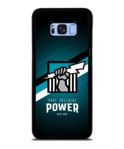 Port Adelaide Power Samsung Galaxy S8 Plus Case