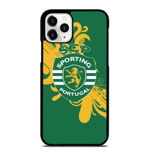 Portugal Sporting Lisbon Logo iPhone 11 Pro Case