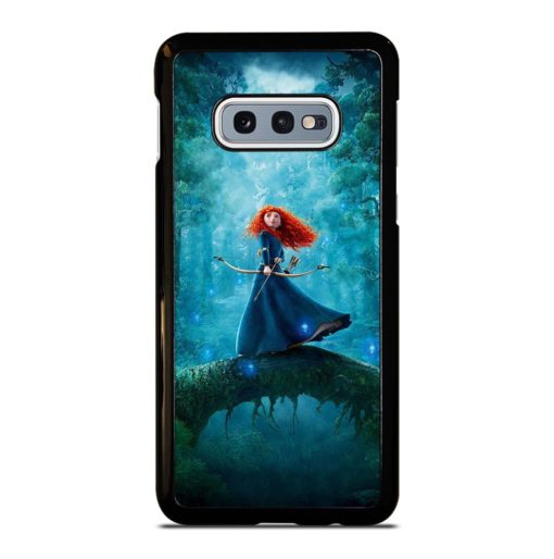 PRINCESS MERIDA BRAVE Samsung Galaxy S10e Case