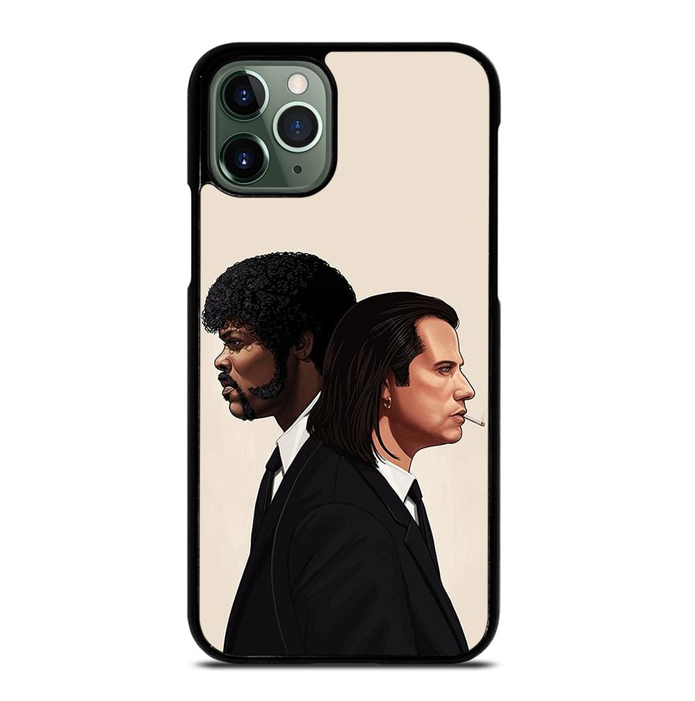 Pulp Fiction Vincent And Jules iPhone 11 Pro Max Case