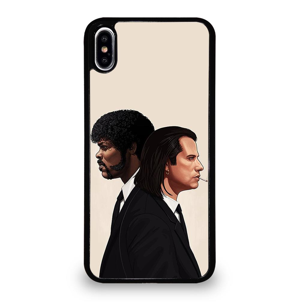 Pulp Fiction Vincent And Jules iPhone XS Max Case