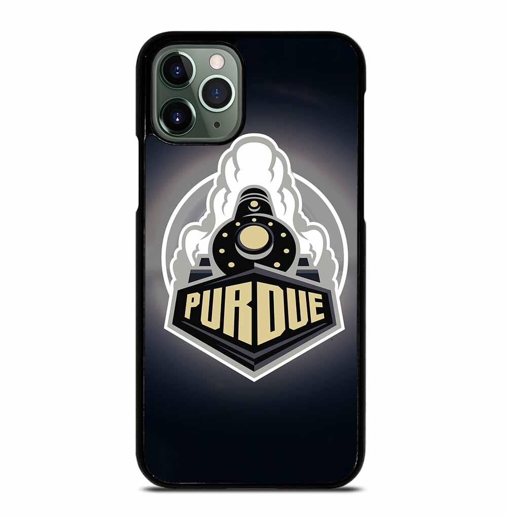 PURDUE TRAIN iPhone 11 Pro Max Case