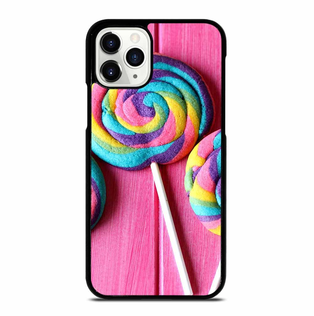 RAINBOW CANDY LOLLIPOP iPhone 11 Pro Case