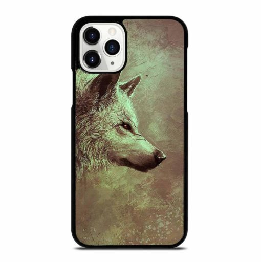 RED EYES WOLF iPhone 11 Pro Case