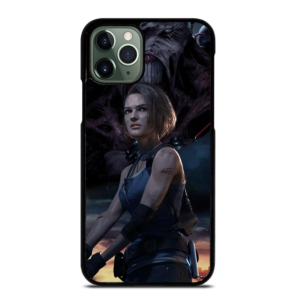 RESIDENT EVIL 3 POSTER iPhone 11 Pro Max Case